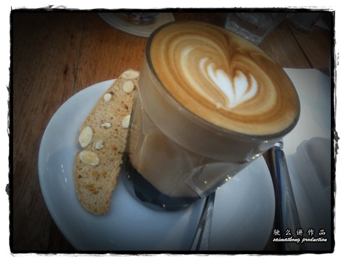 Hot Mocha - Plan B @ Bangsar Village 1