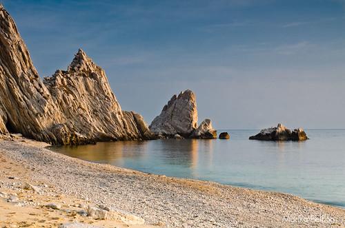 sea beach sunrise mare alba path sentiero spiaggia luce lupo parcodelconero