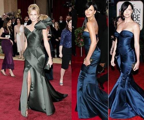 Charlize-Theron-elegantes-vestidos-fiesta-Elie-Saab
