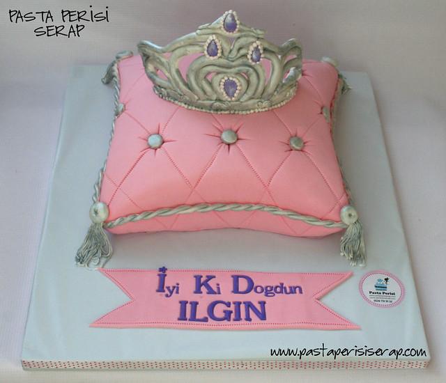 yastık pastası