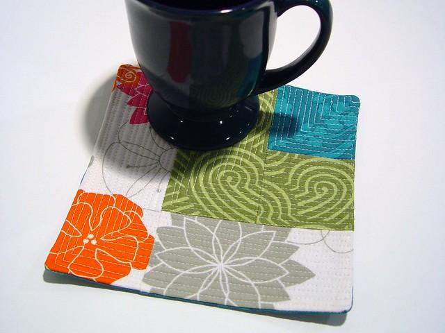 mug rug front