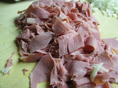 corned beef - YUM