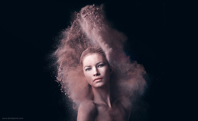 6507804105 925c580b5a z Great Images Using Powder As a Prop