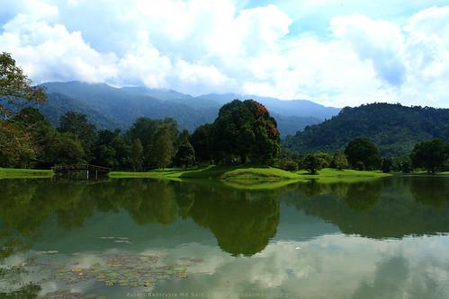 Lake Garden,Taiping