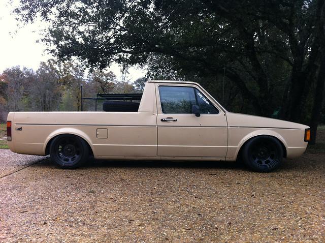 1981 slammed volkswagen caddy. Black Bedroom Furniture Sets. Home Design Ideas