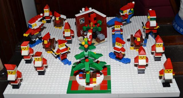 Christmas Polybags