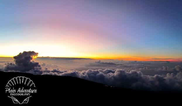Haleakala Sunset - Maui