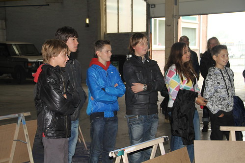 Graffiti Workshop Jongerenwerk als Teamuitje