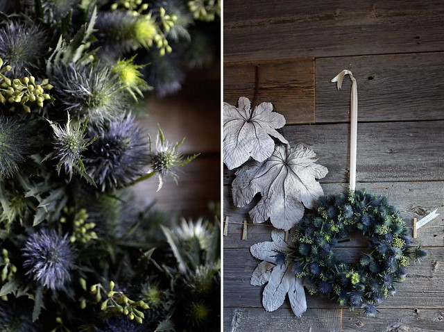 thistle wreaths