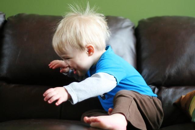 Crazy Hair, Child!