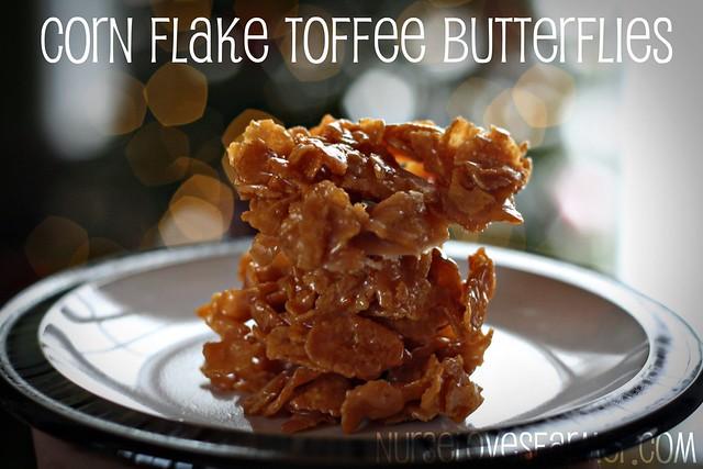 Cornflake Butterflies