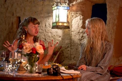Jessica Barden and Saoirse Ronan Hanna