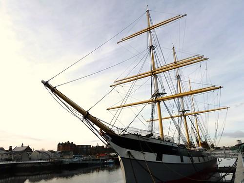 Sailing Ship Glenlee