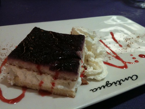 Zaragoza | Restaurante La Antigua | Tarta