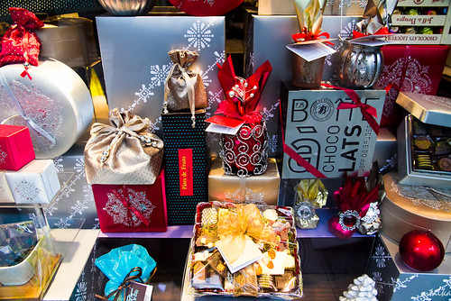 Подарки на новый год во франции