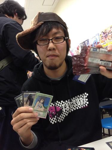 LMC Soga 382nd Champion : Watanabe Ryuji