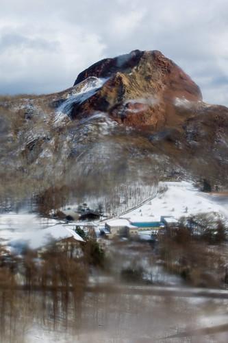 Hokkaido 2011 - 洞爺湖 - 昭和新山