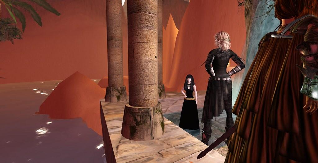 Silk gets her Quest instructions 6535103887_aa15996e5d_b