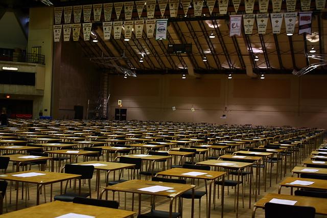 Antes (del examen)