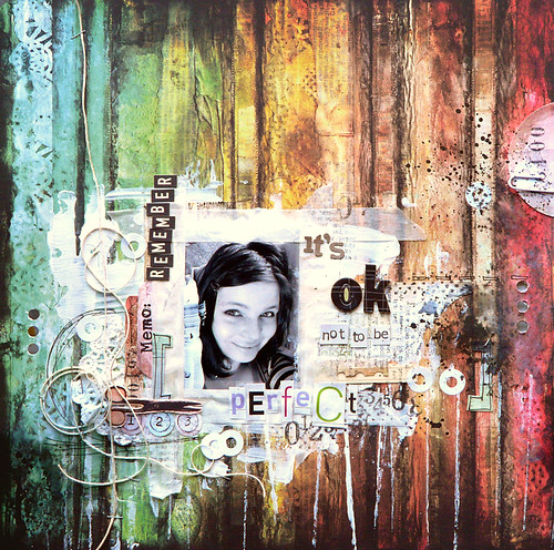 remember - it`s OK not to be PERFECT