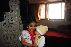 Marziyas New Doll by firoze shakir photographerno1