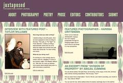 Juxtaposed Literary Journal