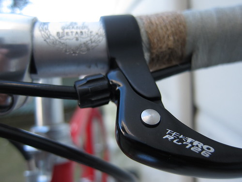 Tektro cross levers