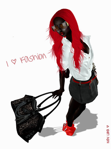 I love Fashion by Caotica_Mai (MaY Coba)