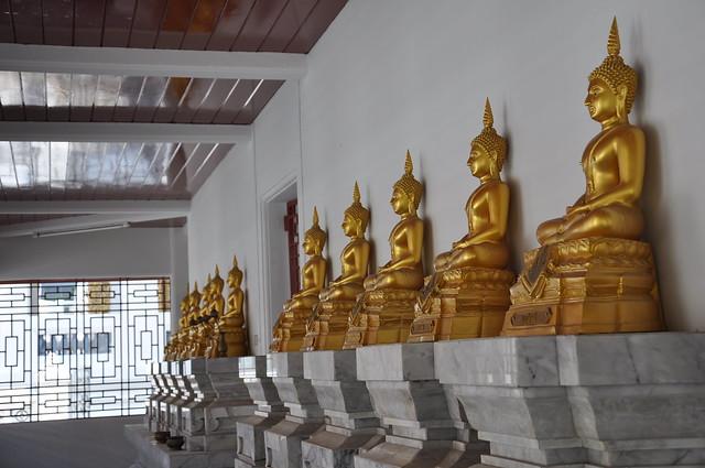 Wat Pathum Wanaram, Bangkok