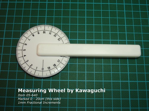 Measuring Wheel (20cm Side)