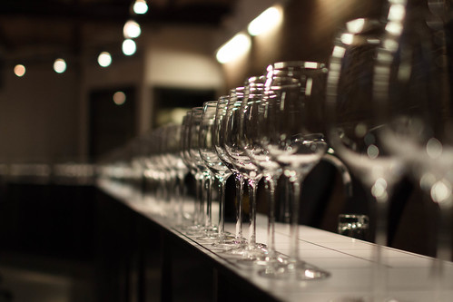 Sparkling Wine Tasting at Astor Center