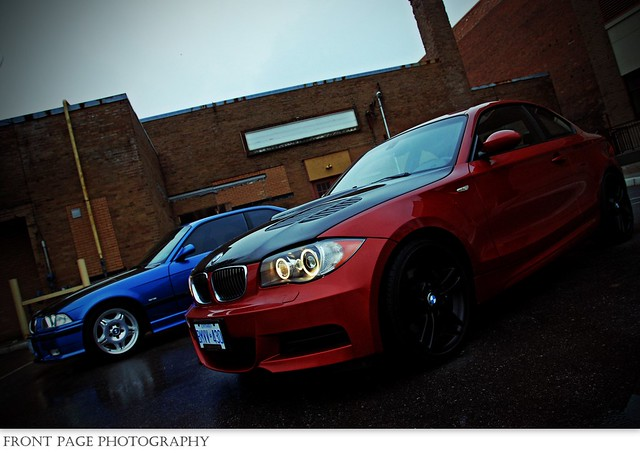 Chris' BMW E36 M3 & E82 135i