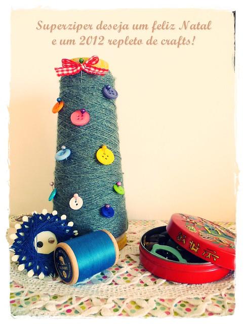 Natal e 2012 craft :-D