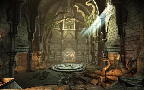 Brecilian Forest Ruins (Upper Ruins) 007
