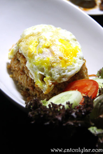 Bintulu Belacan fried rice, Beer Belly