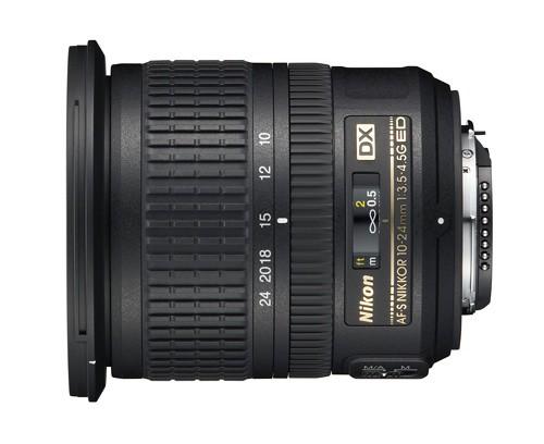 Nikon 10-24mm f:3.5-4.5G ED