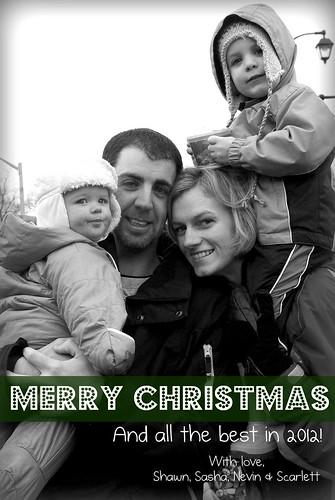 Merry Christmas 2011! by SashaWarner