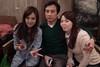 Haley、David、Jill