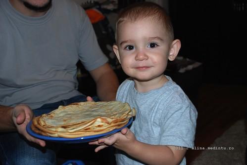 Mmm ... pancakes