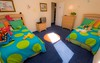 <p>Bedroom 3, twin room ideal for kids or other family members</p>