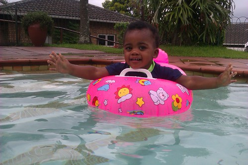 Thanda In The Pool