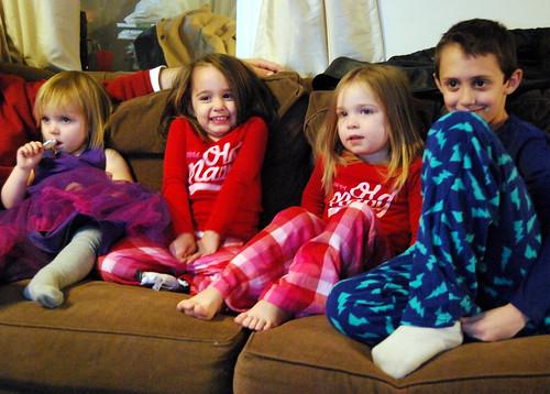 Christmas Eve Cousins 2011