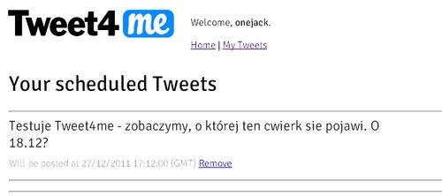 Tweet4me5