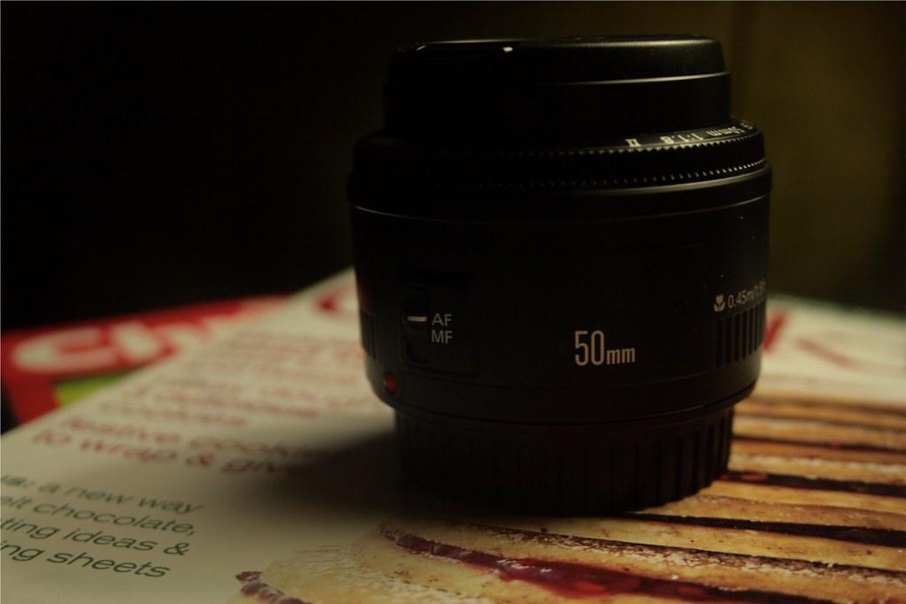 My precious 50mm ;0)