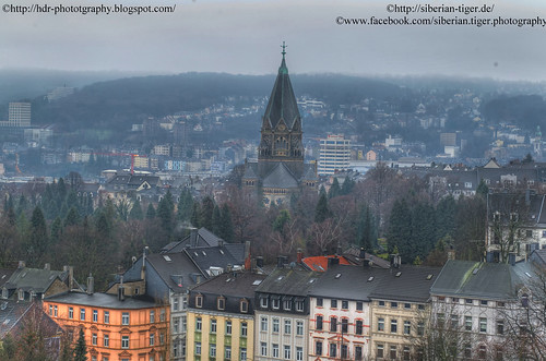 Quiet Winter In Wuppertal 2  by smalltechblog