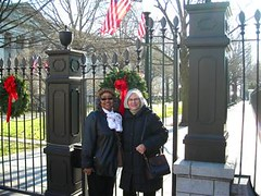 12_11 Kaye_Shirley_at White House