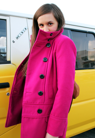fashionarchitect.net fuchsia coat 1