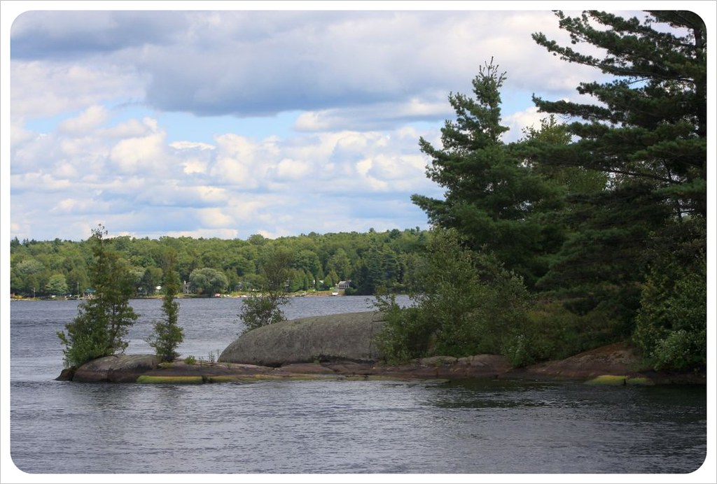 st lawrence river 1000 islands