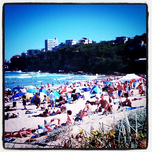 This, just this. #Sydney #NewYearsDay #Freshie