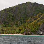 Entalula Island, Tour A + B - El Nido, Palawan (111201-1)